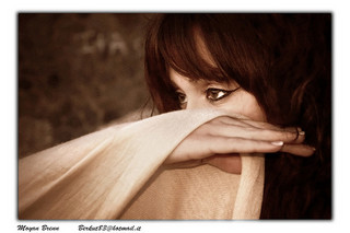 Dance Photography: Hands by Face