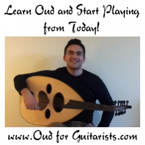 Learn Oud with Oud for Guitarists