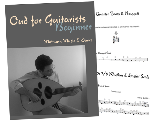 Learn Oud - Oud for Guitarists Manual